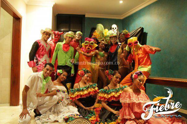 Animación Temática - Carnaval