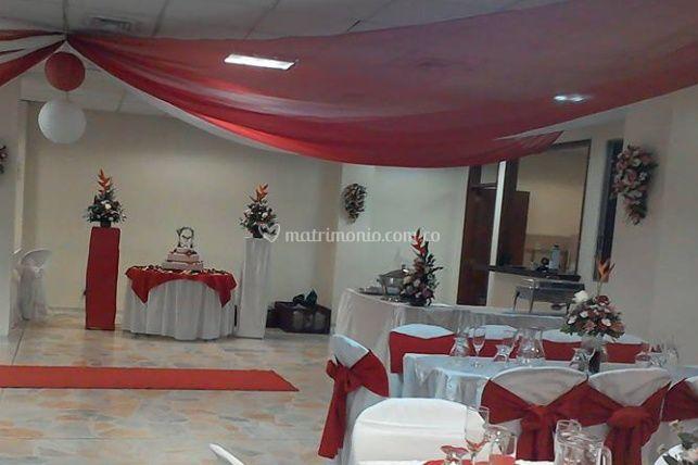 Eventos y Banquetes Jama