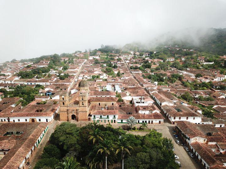 Barichara Santader
