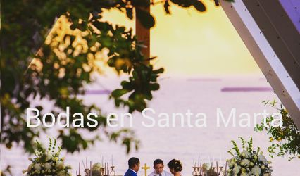 Bodas en Santa Marta 1