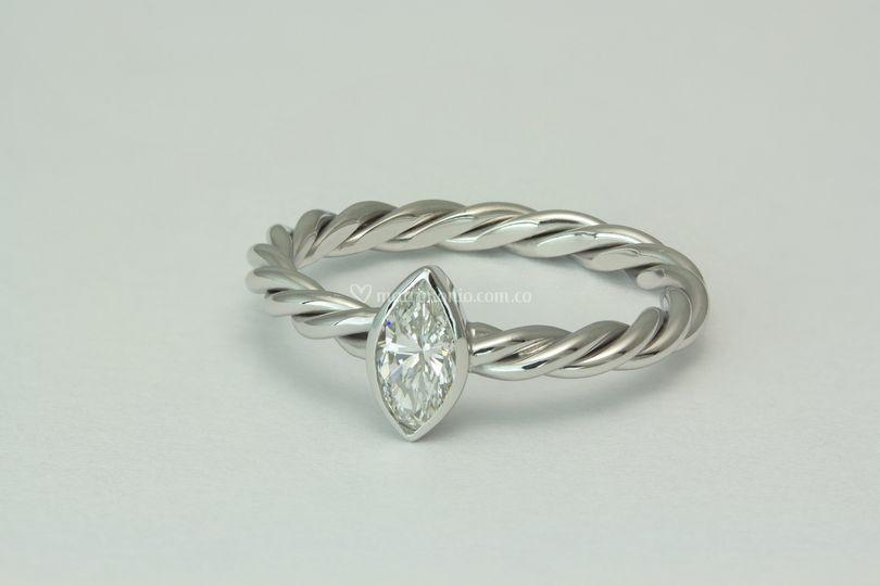 Diamantes con puntas