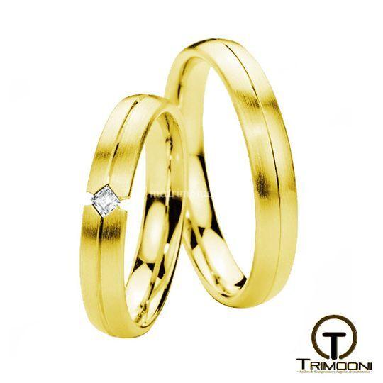 Set argollas boda civil