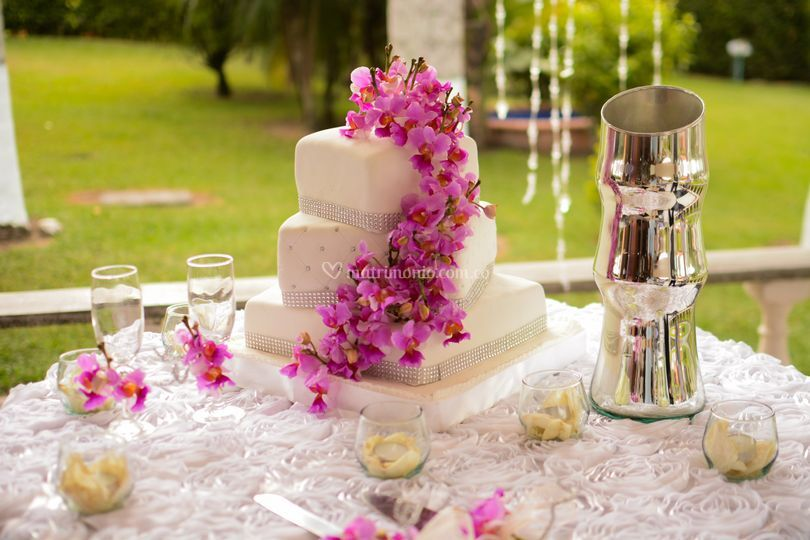 Cascada Para torta