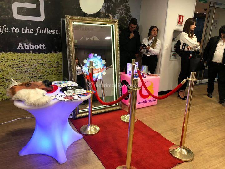 Espejo Mágico Bogotá
