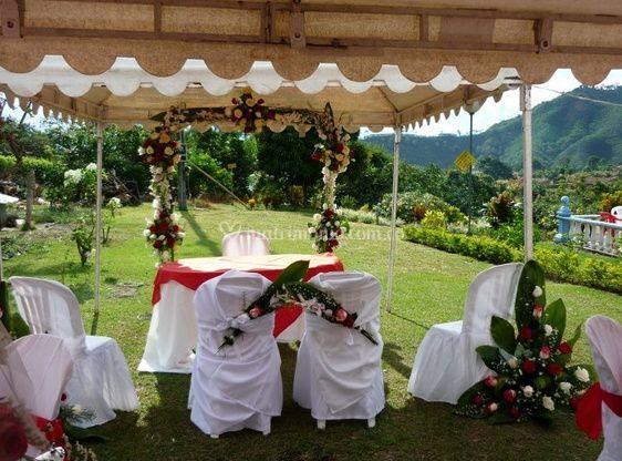Floristería y Eventos Jardines ABC