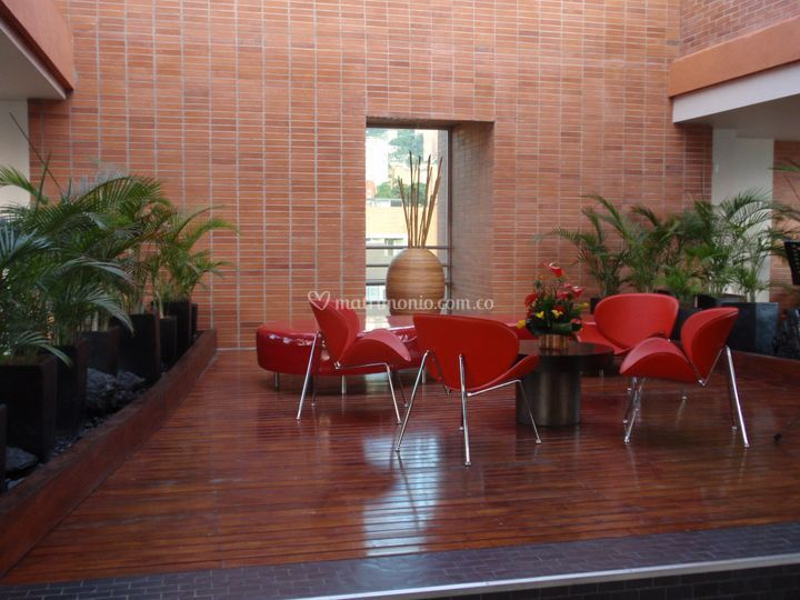 Hall Interior Terraza
