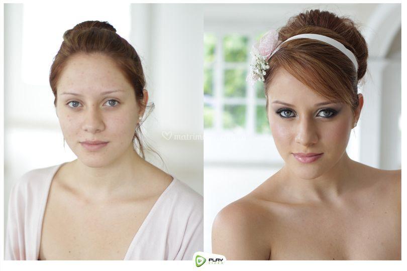 Modelo antes y después