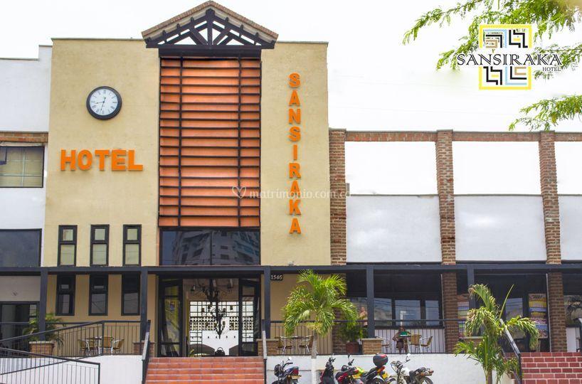 Sansiraka Hotel