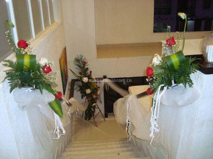 D Escaleras