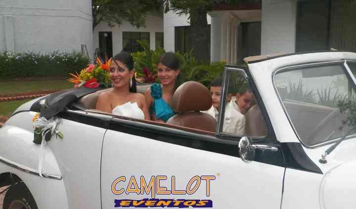 Camelot Eventos BTL