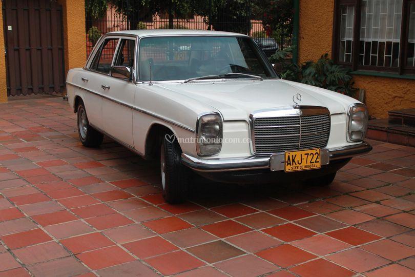 Alquiler Mercedes Benz