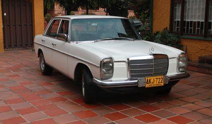 Alquiler Mercedes Benz 1