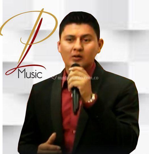 Cantante Pedro León