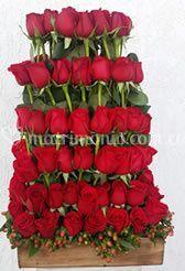 Arreglos rosas