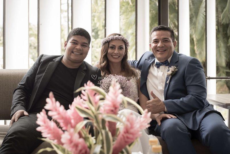 Novios felices-wedding planner