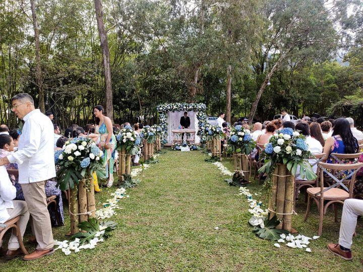 Ceremonia al aire