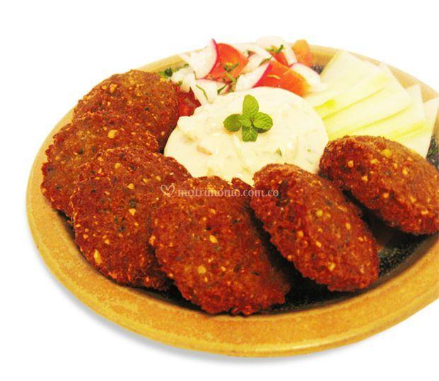 5 Falafel