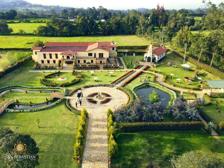 Hacienda San Sebastián