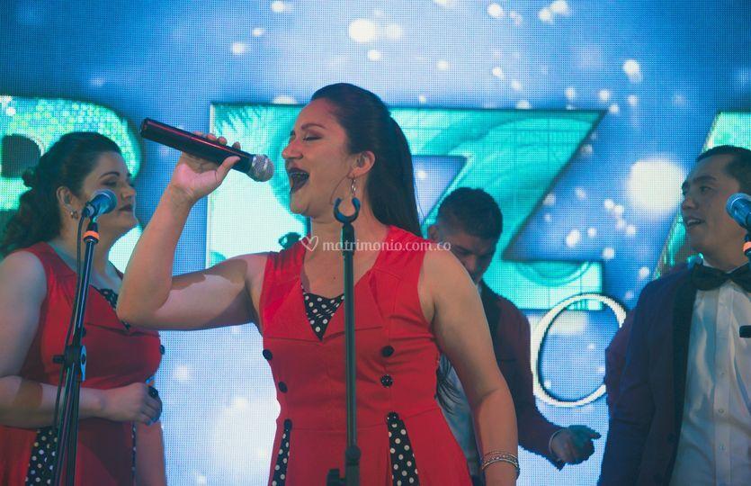 Andrea Vocalista