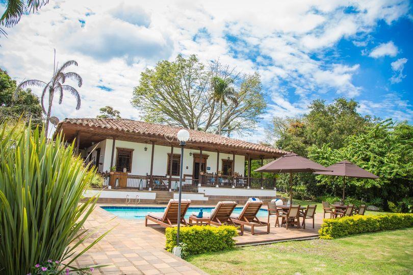 Casa de Campo El Delirio