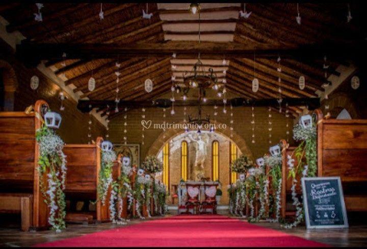 Matrimonio Villa de Leyva