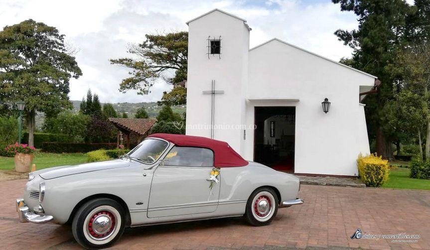 Volkswagen deportivo 1966