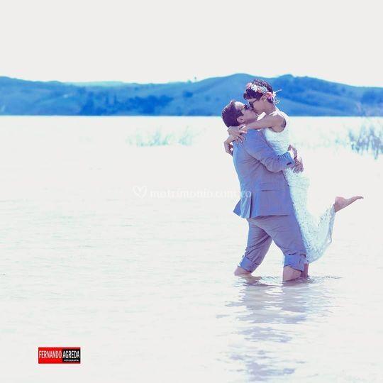 Hermosa boda Lago Calima