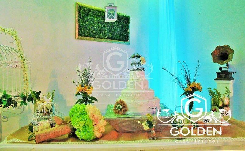 Salón de Eventos Golden