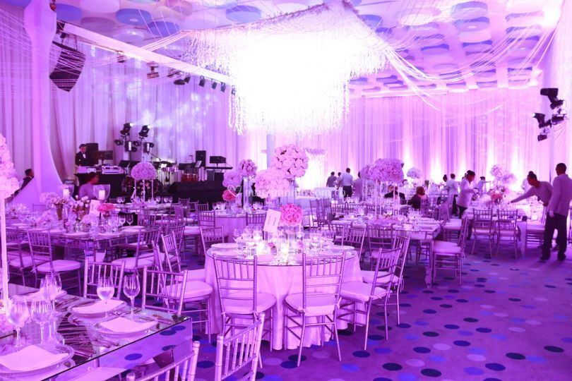 Aguamarina Ballroom