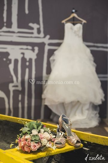 Canoas decorativas - Hotel