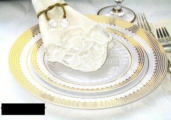 Plates disposables