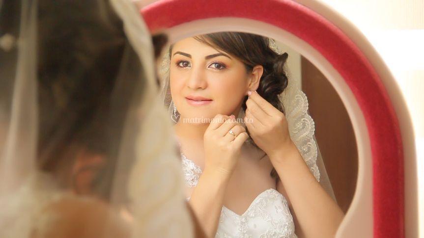 Previos novia