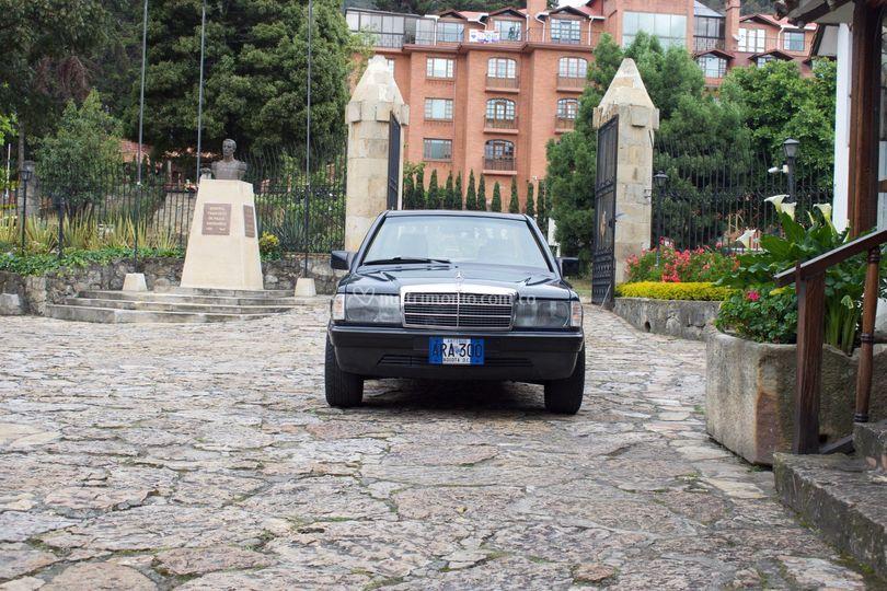 Mercedes Benz 190 E