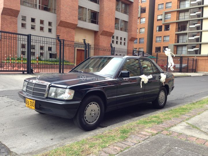 Merceses Benz 190E