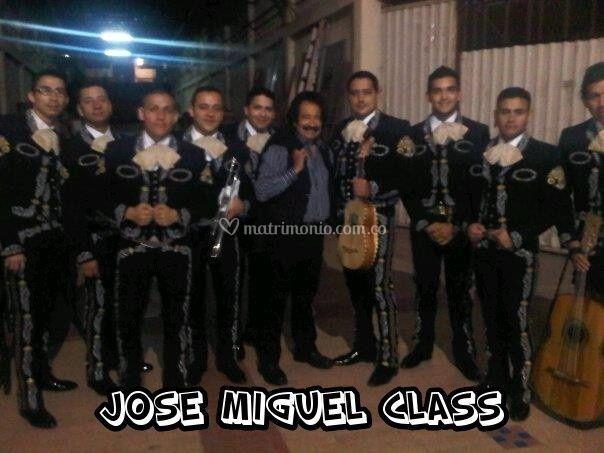 Con Jose Miguel Class
