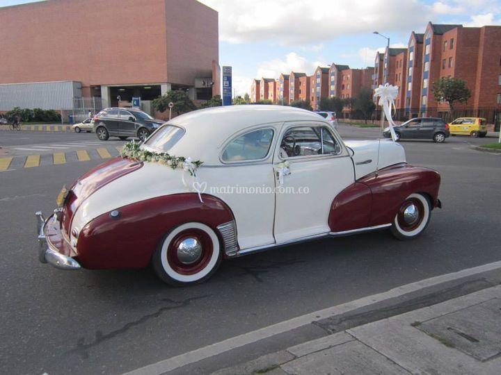 Chvrolet 1947 Boda