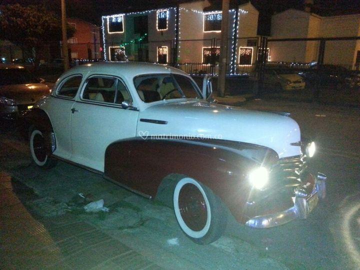 Chevrotel 1947 noche