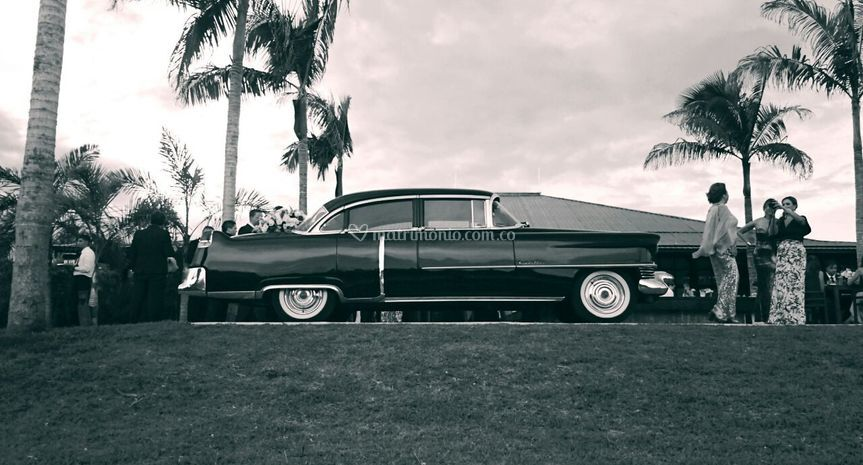 Cadillac sedan deville 1954