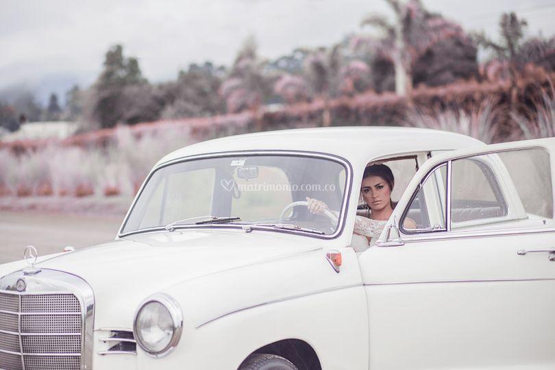 Mercedes Benz 1960