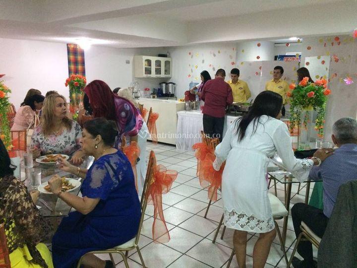 Restaurante Puerto Seguro