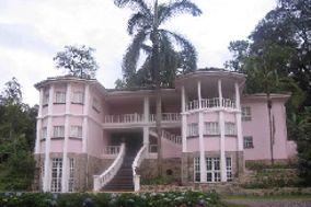 Alto de la Palma, Casa Hotel