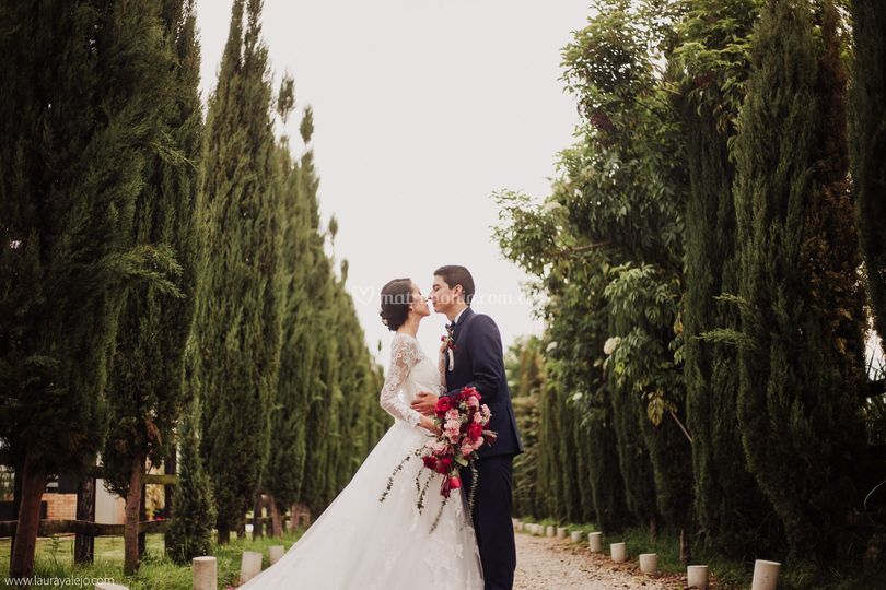 Karol y héctor boda