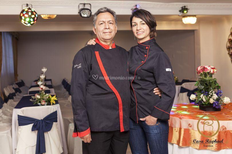 Nuestros chefs
