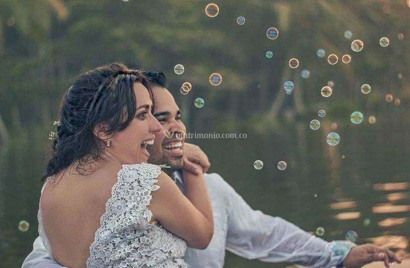 Burujas de amor entre mar y rí