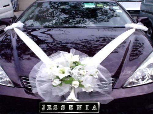 Auto bodas