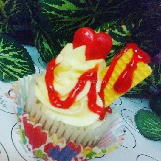 Cupcakes sabrosos