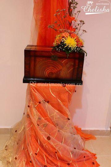Temática naranja