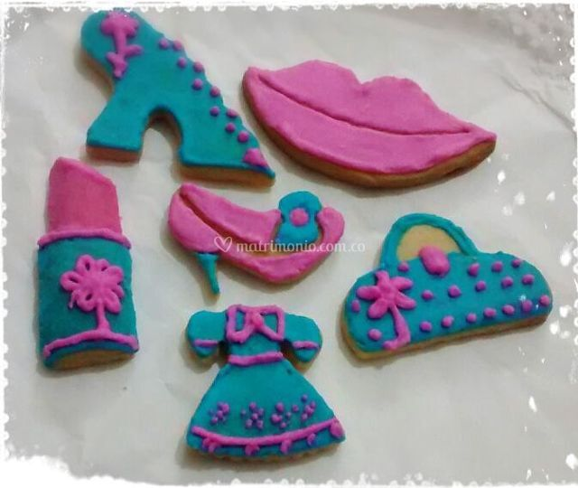 Cookies pink