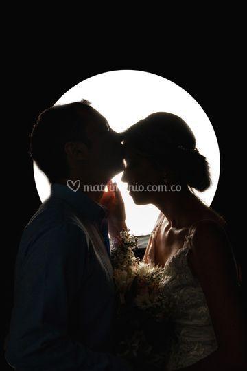 Hacemos fotografia de boda