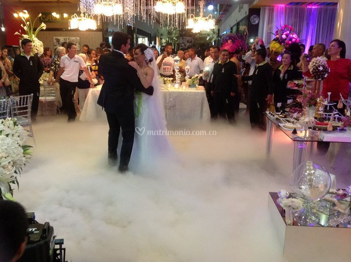 Maquina de neblina